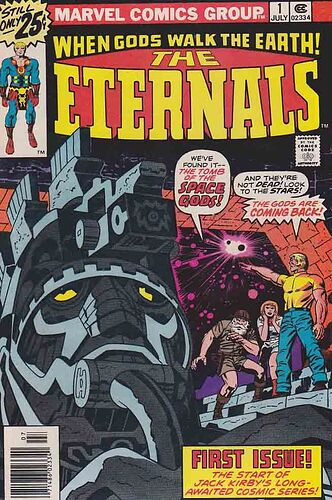 Image result for kirby eternals